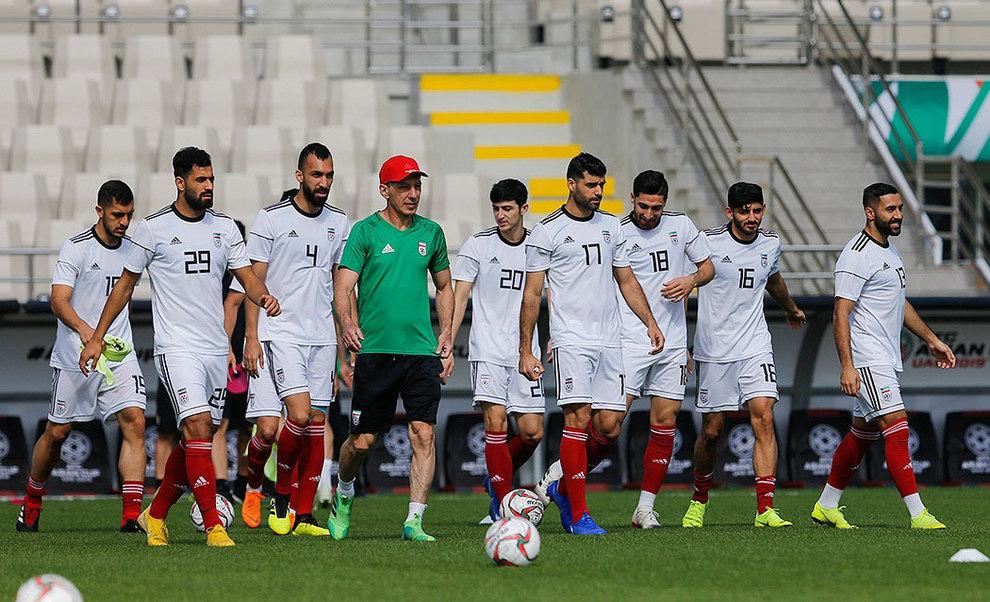 (تصاویر) آخرین تمرین تیم ملی فوتبال قبل از بازی با ویتنام - 10