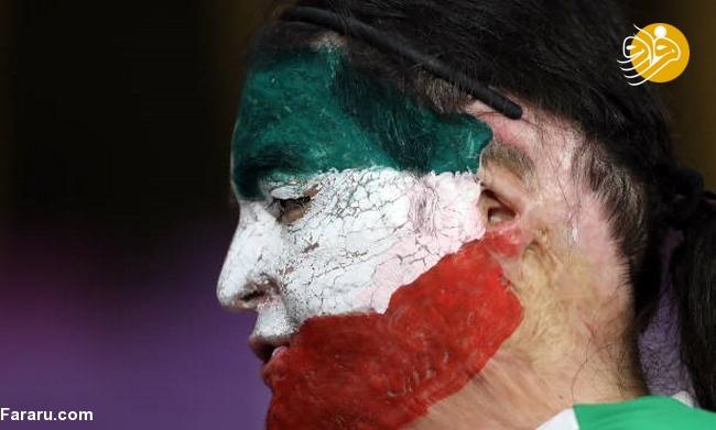 (تصاویر) شب تلخ هوادارن ایران در امارات - 38