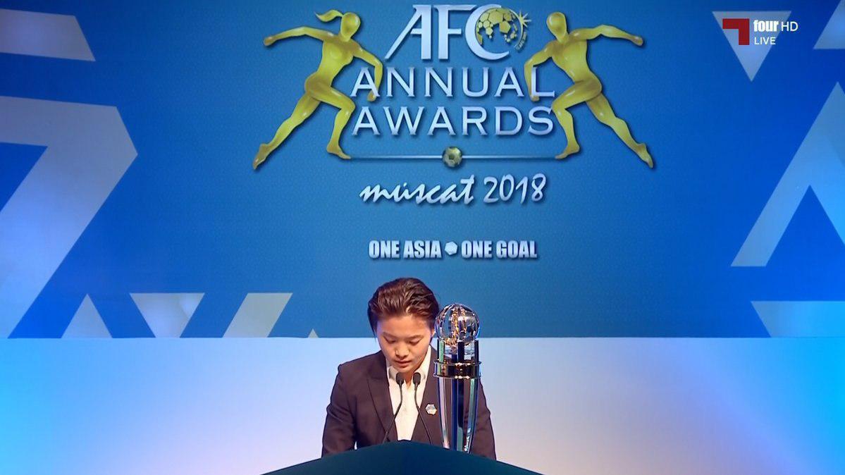 (تصاویر) توپ طلا ۲۰۱۸؛ عبدالکریم آسیا را متعجب کرد - 16