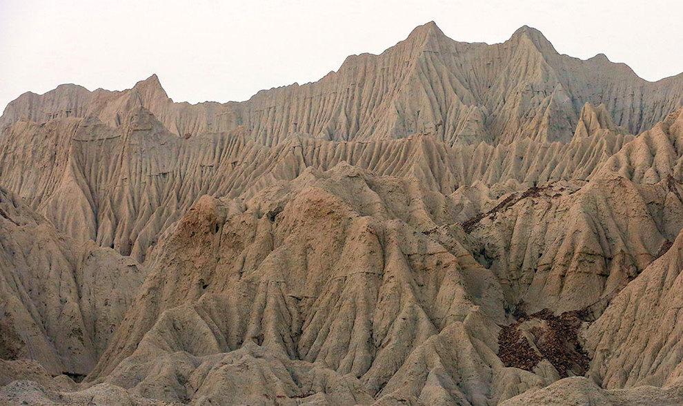 (تصاویر) کوههای مریخی چابهار - 20