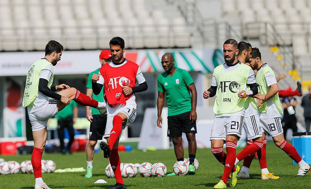(تصاویر) آخرین تمرین تیم ملی فوتبال قبل از بازی با ویتنام - 15