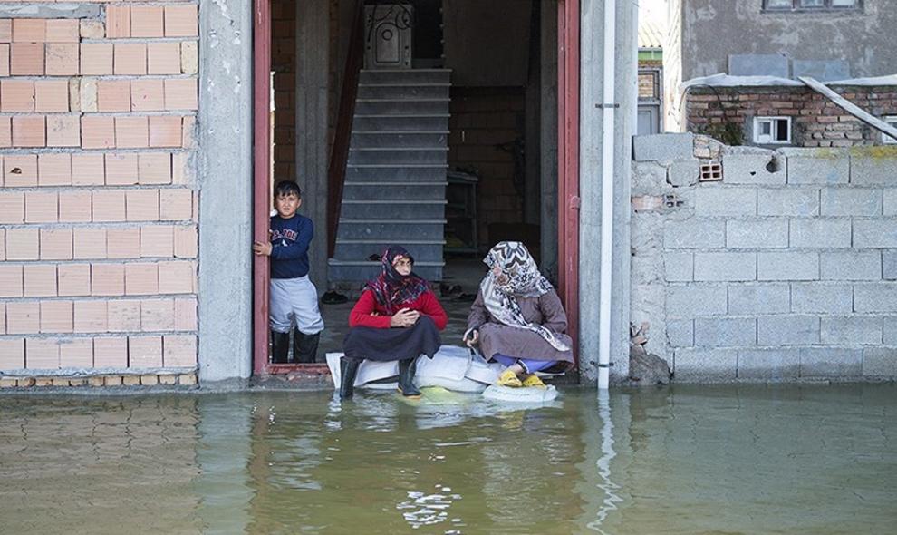 (تصاویر) گمیشان پس از سیلاب - 9