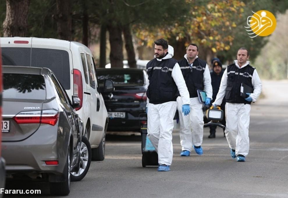 (تصاویر) جستجوی جسد خاشقچی در ویلای یک شهروند سعودی - 12