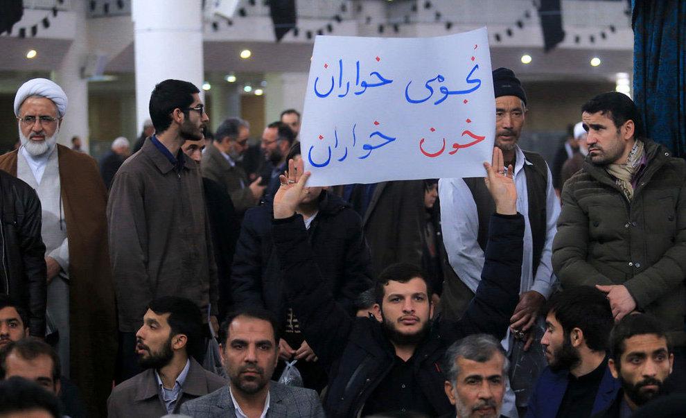 (تصاویر) تجمع مردم قم در مخالفت با FATF و پالرمو - 6
