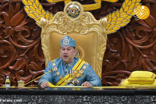 (تصاویر) ملکه زیبایی روس مسلمان شد و با پادشاه مالزی ازدواج کرد - 0