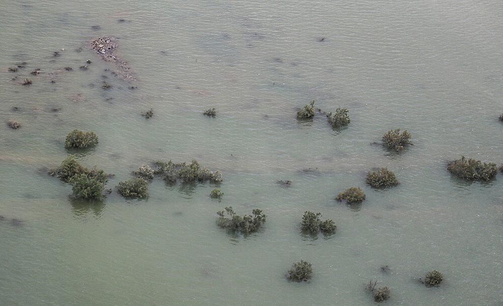 (تصاویر) بازدید هوایی وزیر کشور از مناطق سیلزده خوزستان - 18