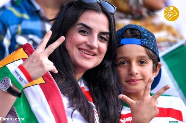(تصاویر) شب تلخ هوادارن ایران در امارات - 25