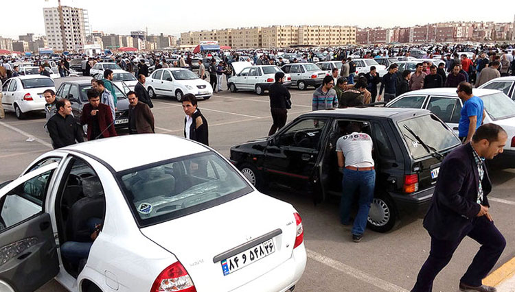 قیمت خودروهای داخلی در بازار ۱۷ آذر ۱۳۹۷ - 1