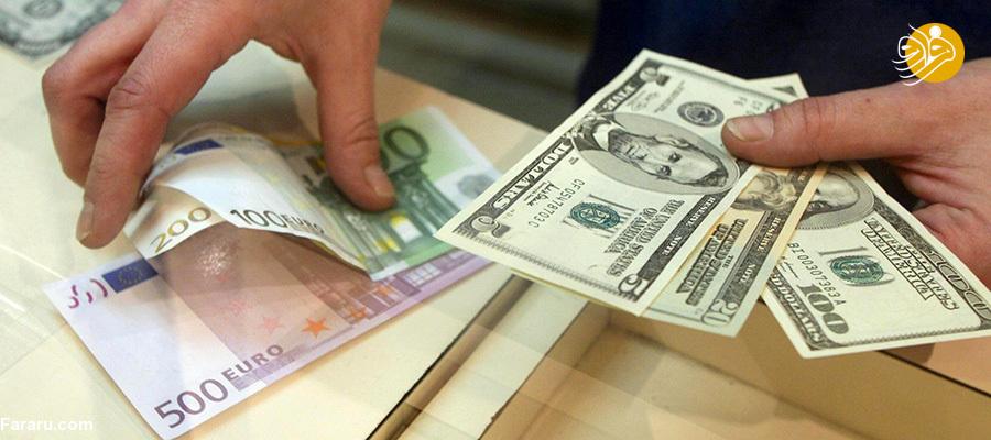 قیمت دلار و قیمت ارز در بازار امروز سه شنبه ۲ بهمن - 0