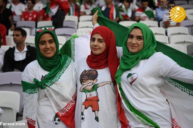 (تصاویر) شب تلخ هوادارن ایران در امارات - 20