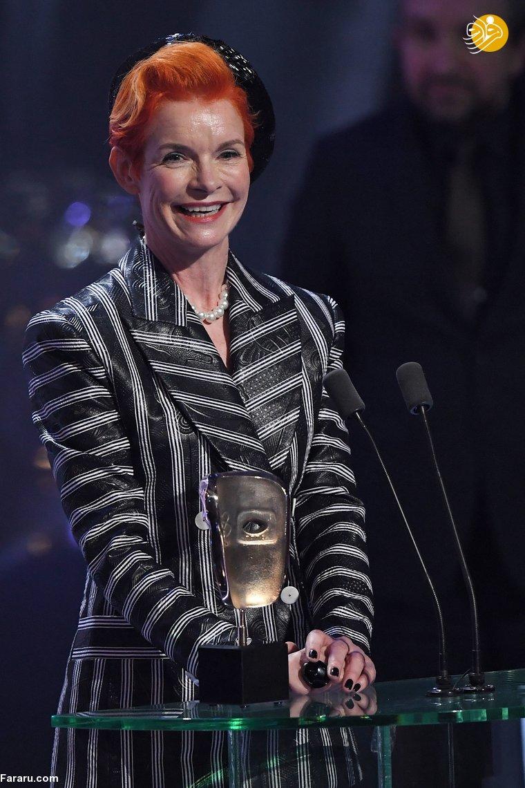 (تصاویر) مراسم اهدای جوایز بفتا؛ درخشش سوگلی و رما - 25