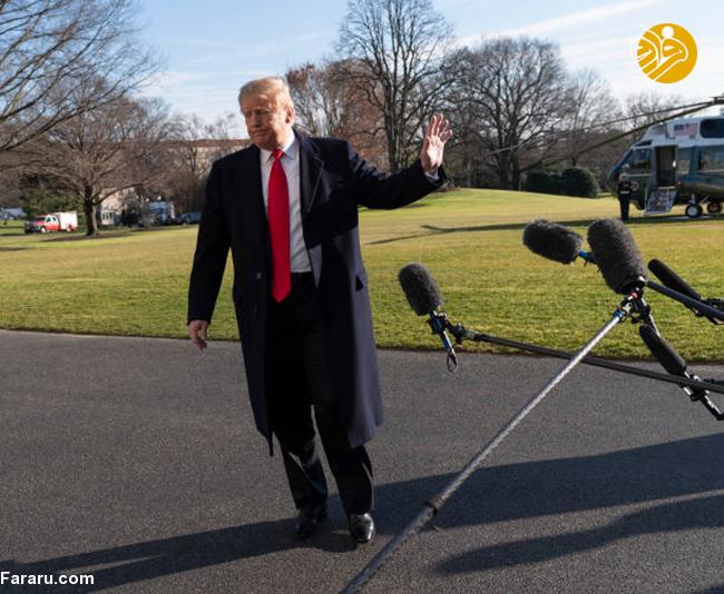 (تصاویر) ترامپ: ایرانیها میخواهند مذاکره کنند! - 23