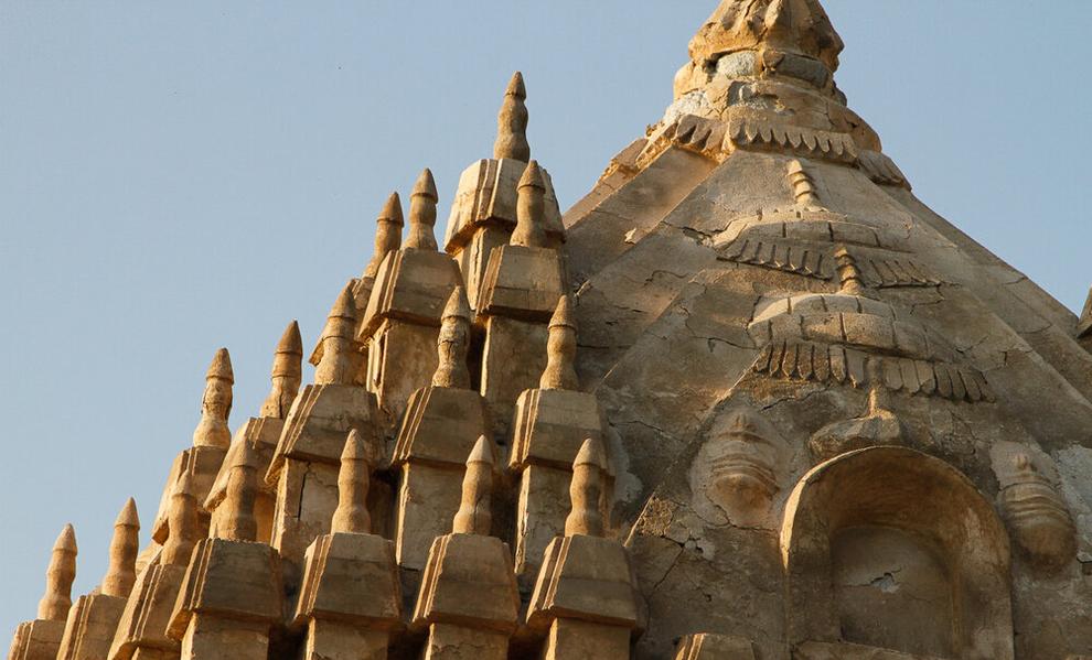 (تصاویر) معبد هندوها در بندرعباس - 11