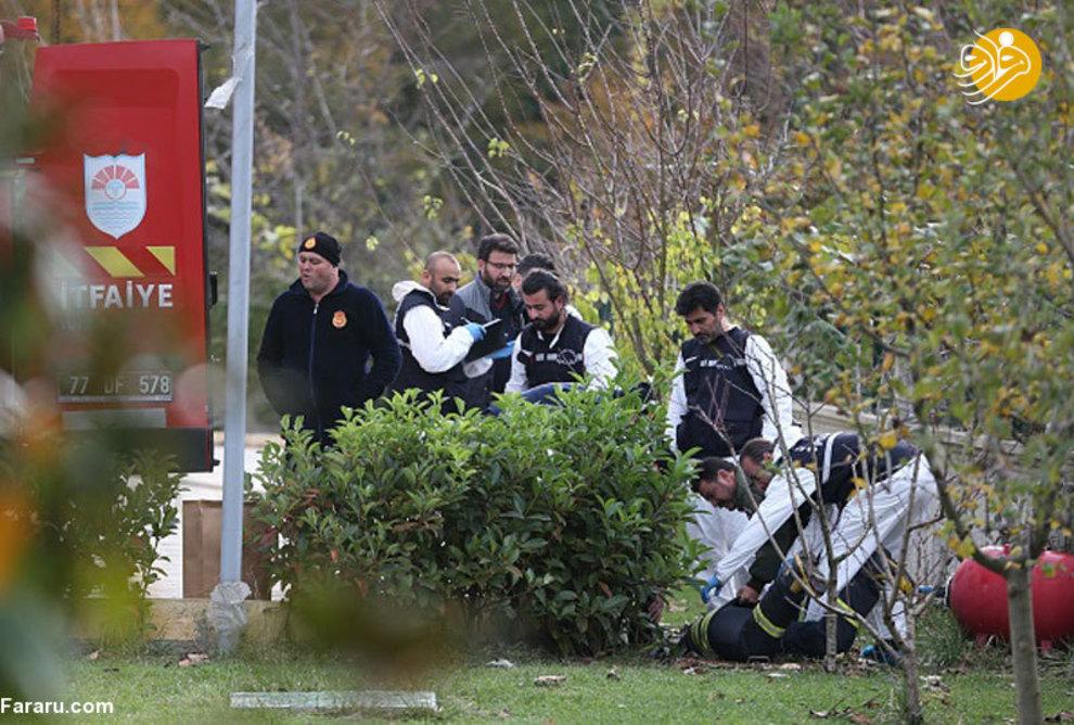 (تصاویر) جستجوی جسد خاشقچی در ویلای یک شهروند سعودی - 8