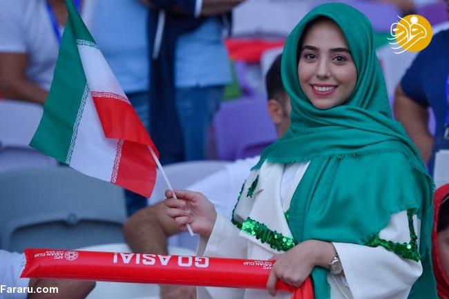 (تصاویر) شب تلخ هوادارن ایران در امارات - 30