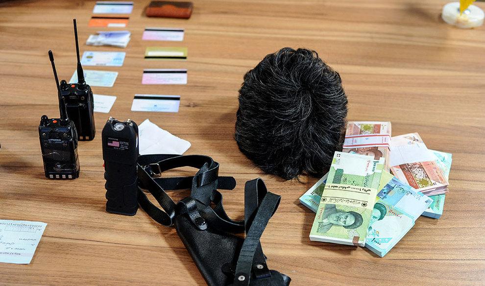 (تصاویر) سرقت مسلحانه میلیاردی از خانه لوکس - 17