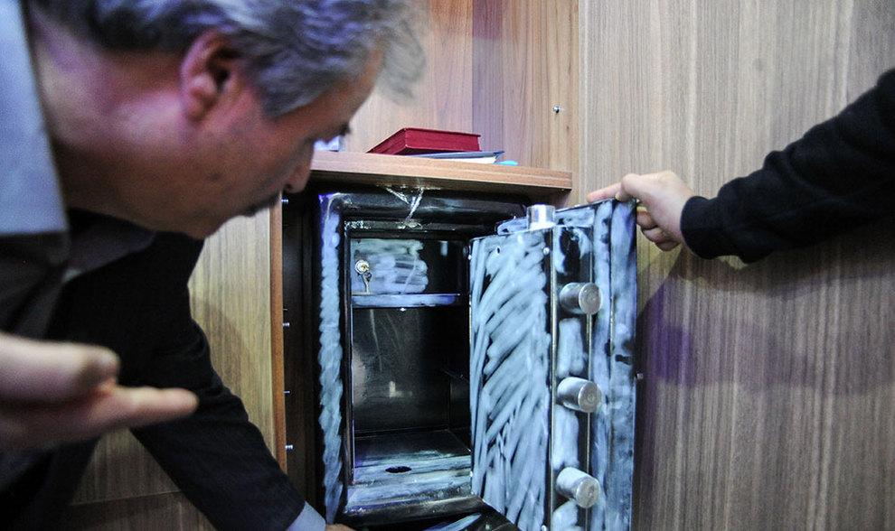 (تصاویر) سرقت مسلحانه میلیاردی از خانه لوکس - 33
