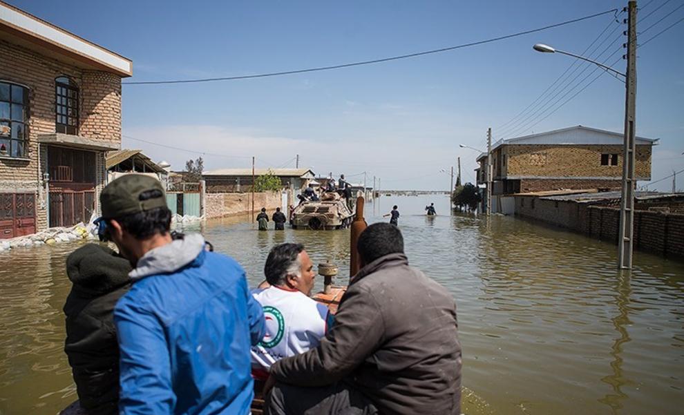 (تصاویر) گمیشان پس از سیلاب - 13