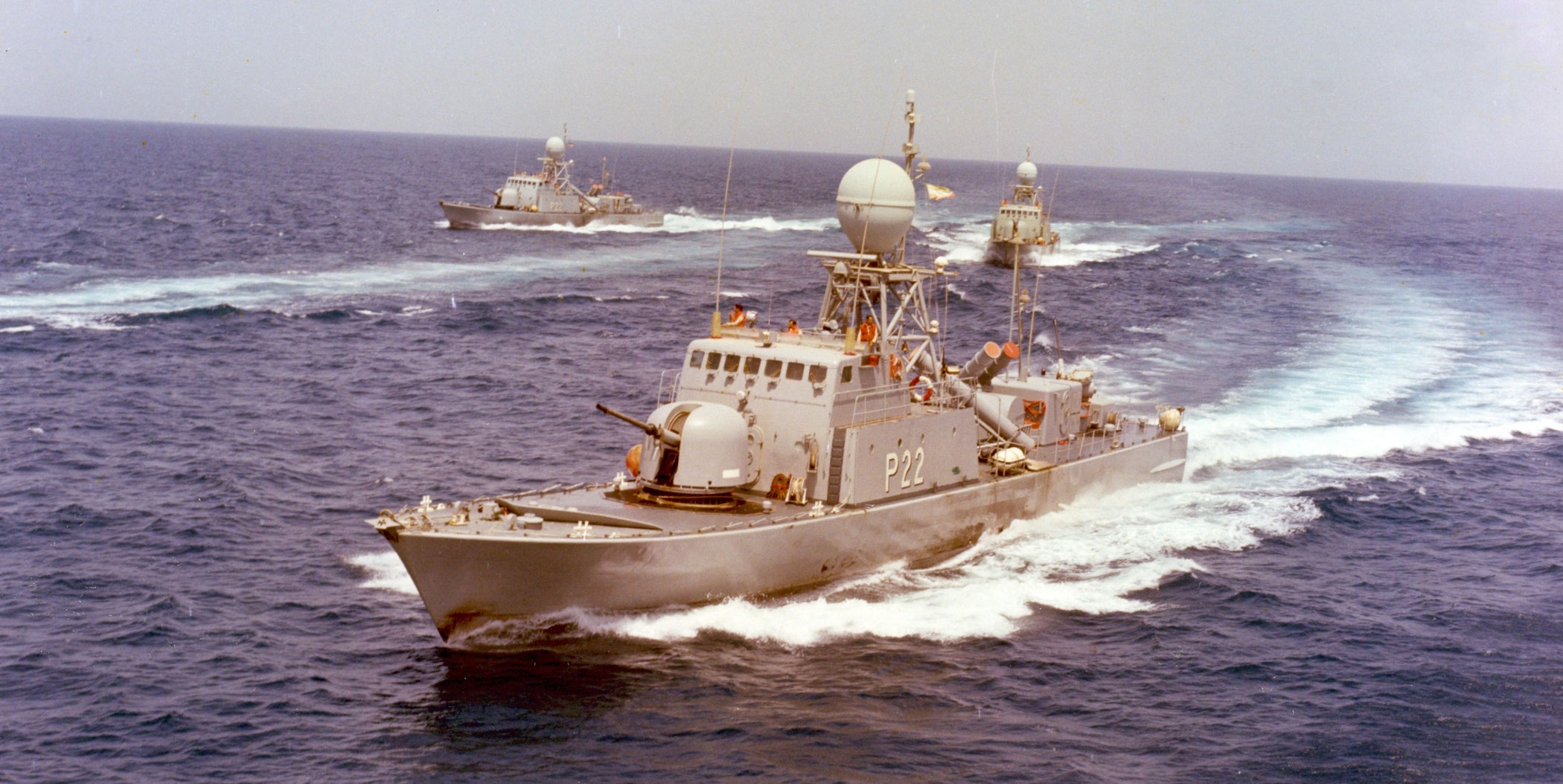 رده بندی نیروی دریایی کشورها؛ ایران چهارم، ترکیه دوازدهم - 0