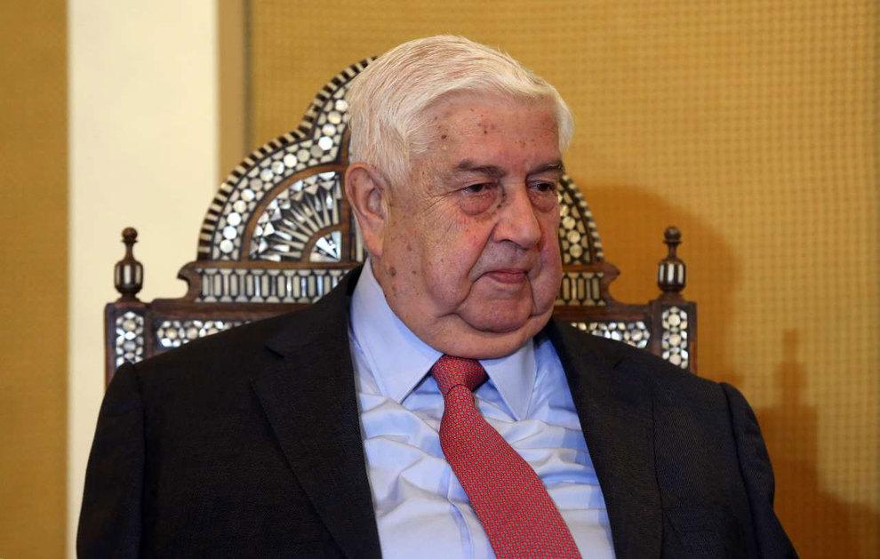 (تصاویر) دیدار جهانگیری با وزیر امور خارجه سوریه - 13