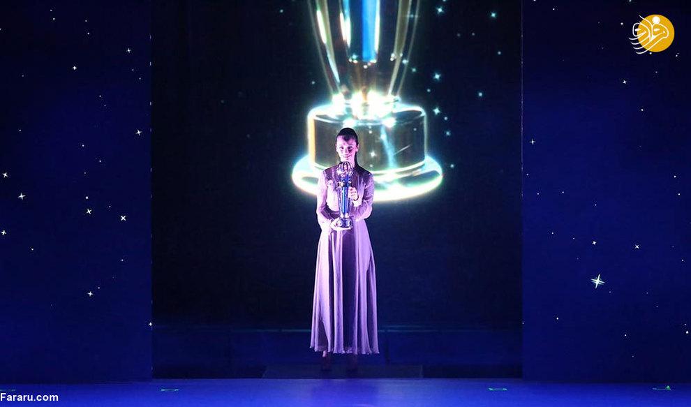 (تصاویر) مراسم انتخاب بهترینهای آسیا - 7