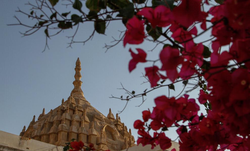(تصاویر) معبد هندوها در بندرعباس - 8