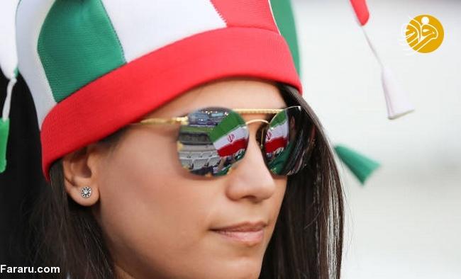 (تصاویر) شب تلخ هوادارن ایران در امارات - 18