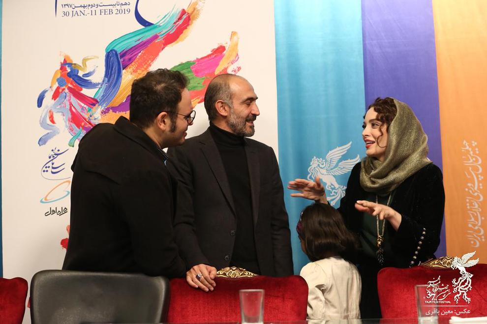 (تصاویر) متن و حاشیه آخرین روز جشنواره فیلم فجر - 29