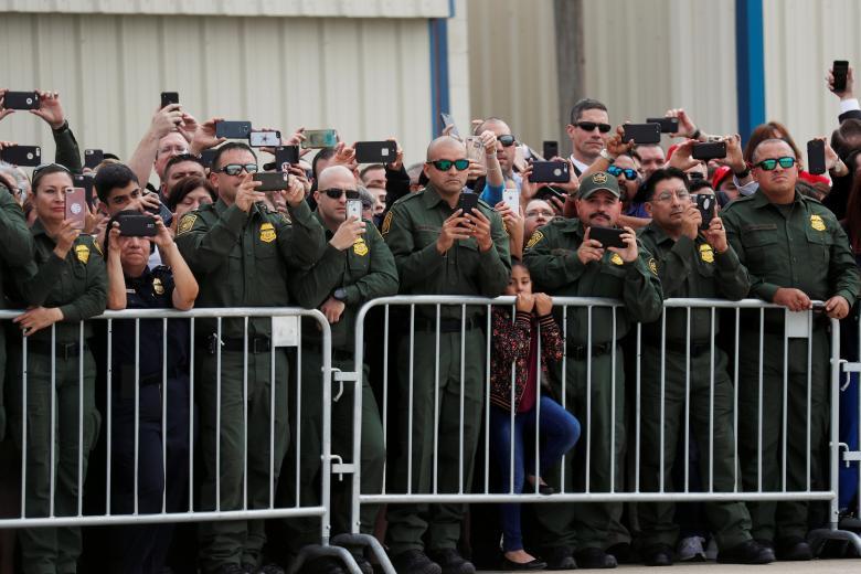 (تصاویر) اعتراض به ترامپ در نقطه صفر مرزی - 10
