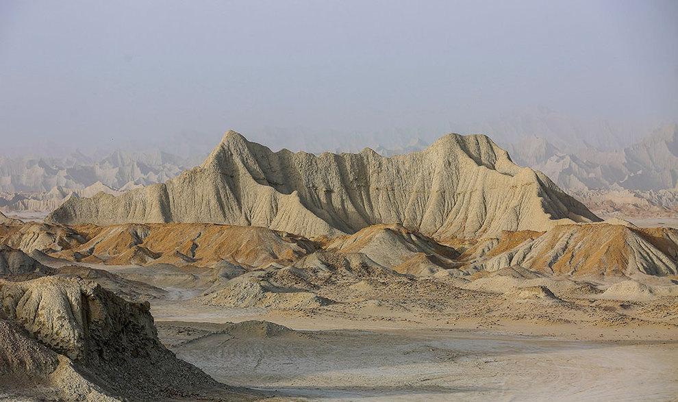(تصاویر) کوههای مریخی چابهار - 9