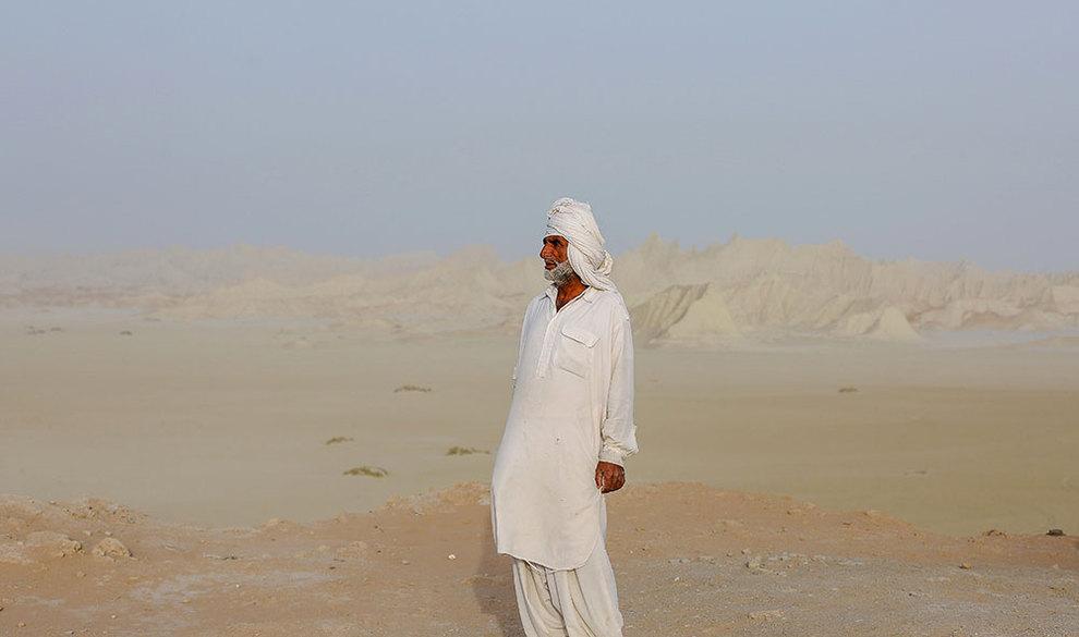 (تصاویر) کوههای مریخی چابهار - 14