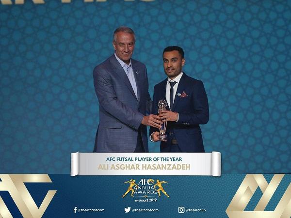 (تصاویر) توپ طلا ۲۰۱۸؛ عبدالکریم آسیا را متعجب کرد - 13