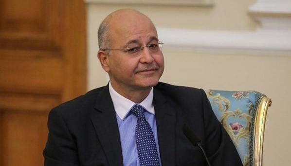 برهم صلاح رئیسجمهور تکنوکرات عراق در تهران - 0
