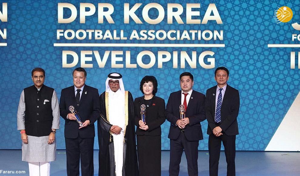 (تصاویر) مراسم انتخاب بهترینهای آسیا - 10