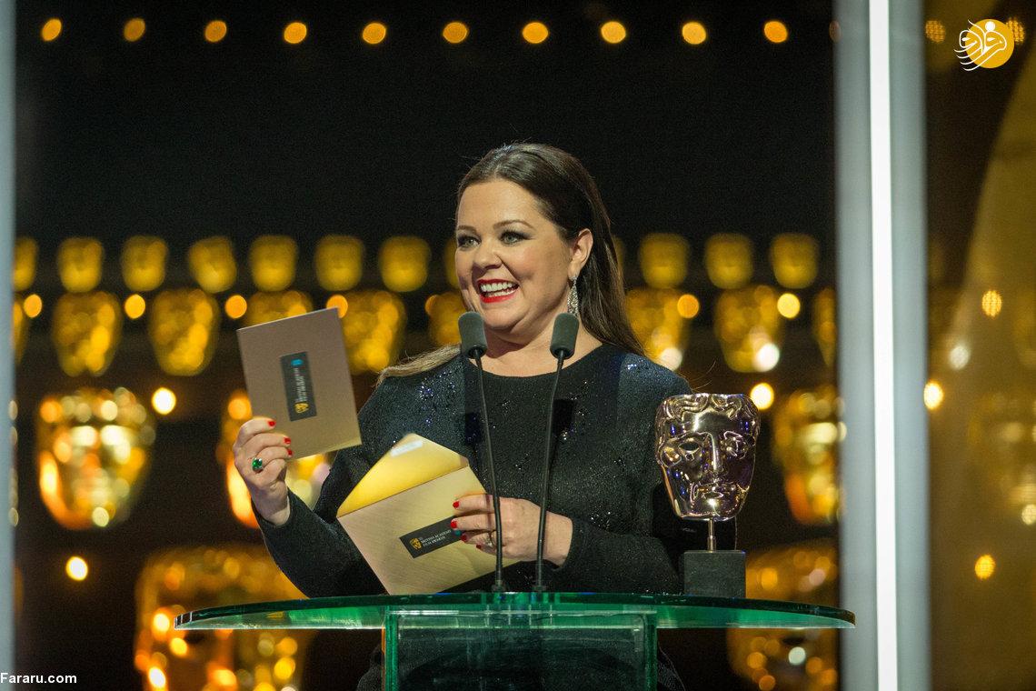 (تصاویر) مراسم اهدای جوایز بفتا؛ درخشش سوگلی و رما - 19