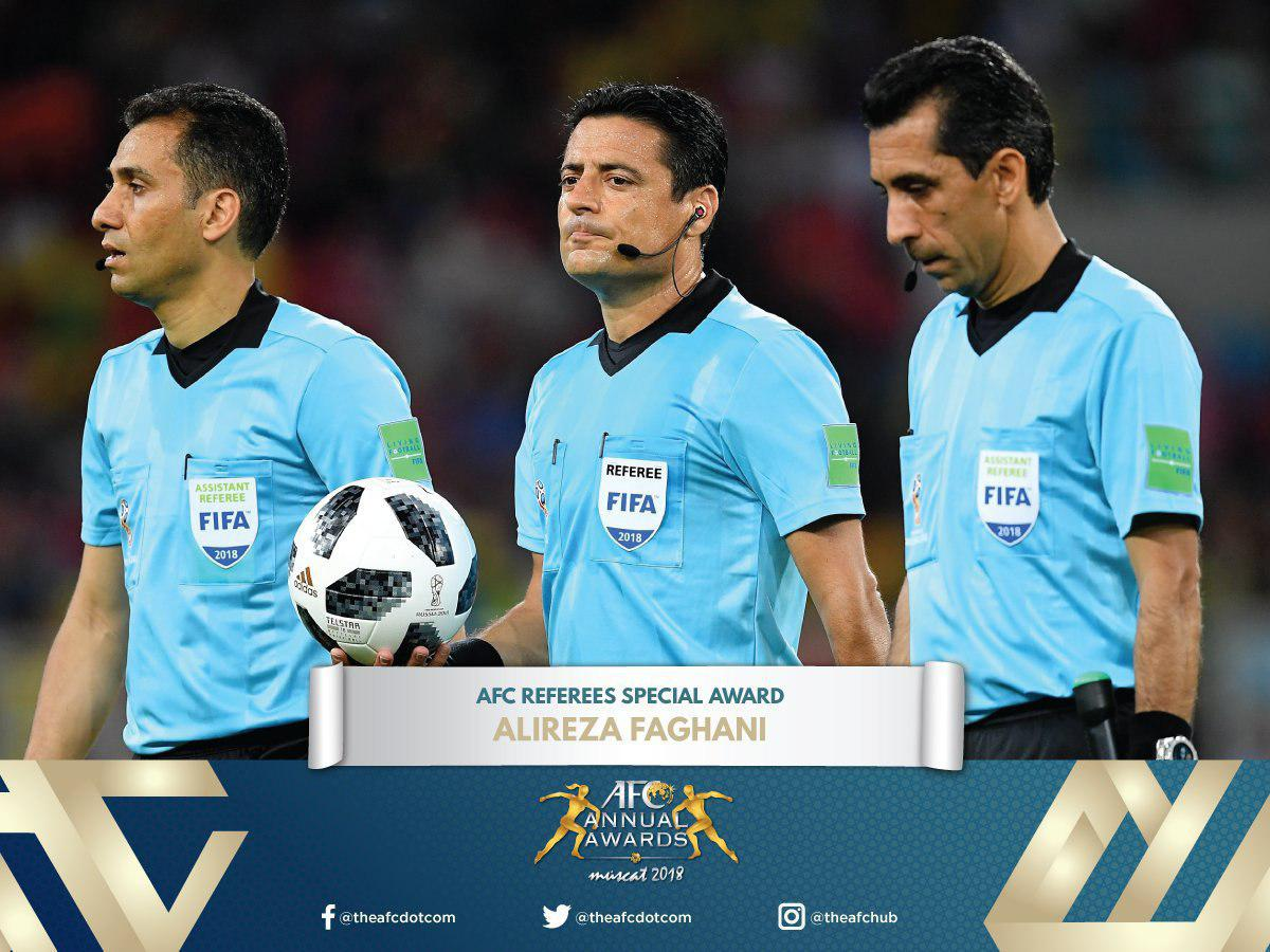 (تصاویر) توپ طلا ۲۰۱۸؛ عبدالکریم آسیا را متعجب کرد - 29