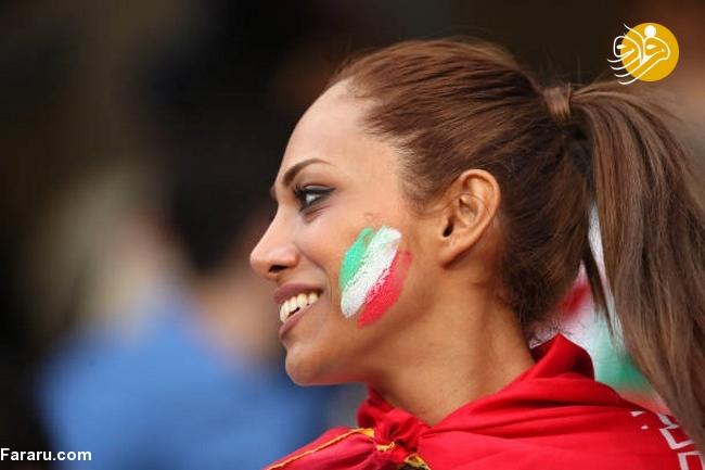 (تصاویر) شب تلخ هوادارن ایران در امارات - 16