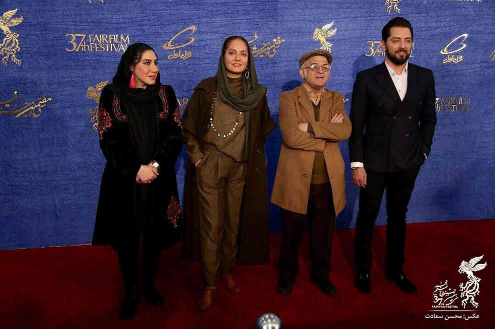 (تصاویر) متن و حاشیه آخرین روز جشنواره فیلم فجر - 9