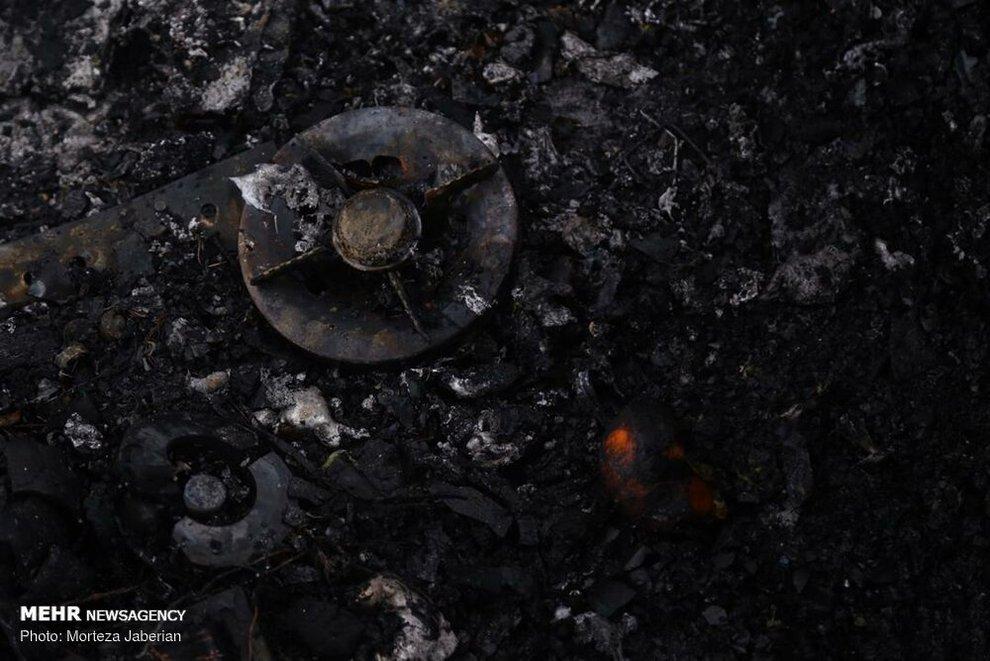 (تصاویر) انفجار خط لوله نفت اهواز به رامهرمز - 7
