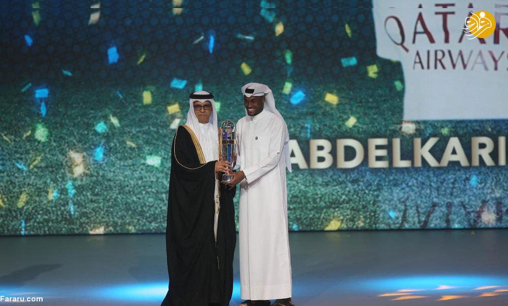 (تصاویر) مراسم انتخاب بهترینهای آسیا - 5