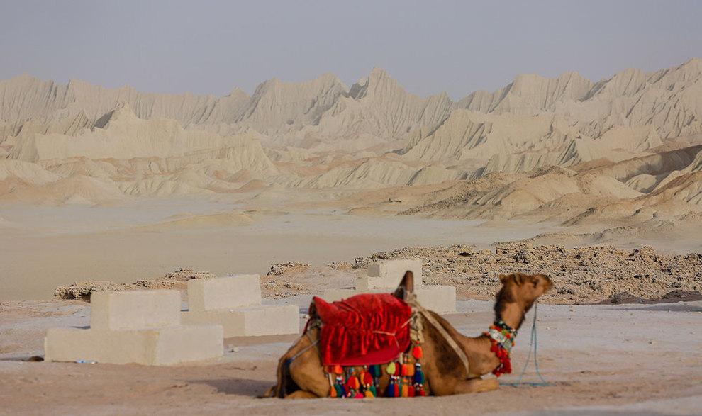 (تصاویر) کوههای مریخی چابهار - 10