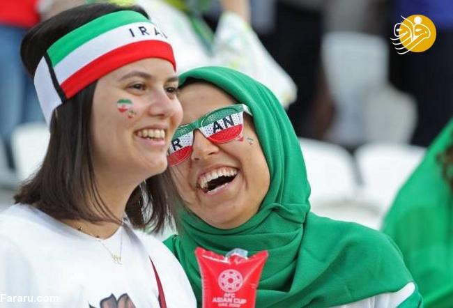 (تصاویر) شب تلخ هوادارن ایران در امارات - 14