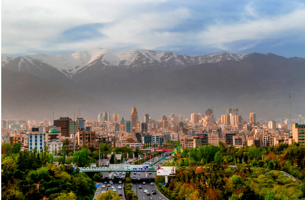 تهران؛ زیباترین شهر غرب آسیا - 0