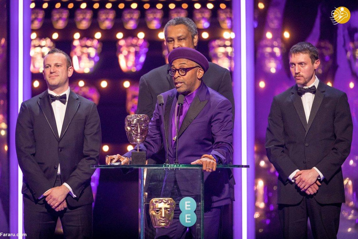 (تصاویر) مراسم اهدای جوایز بفتا؛ درخشش سوگلی و رما - 23