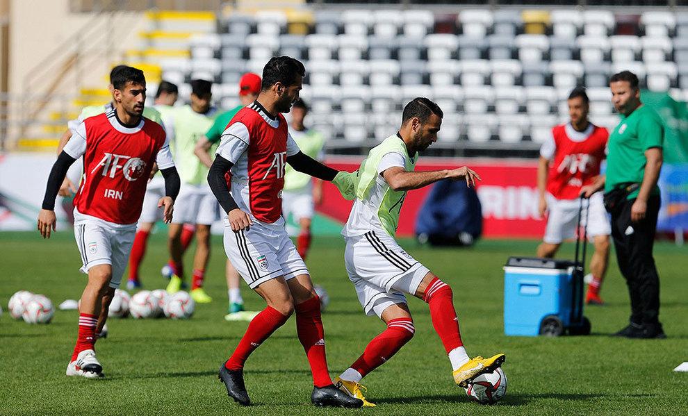 (تصاویر) آخرین تمرین تیم ملی فوتبال قبل از بازی با ویتنام - 16