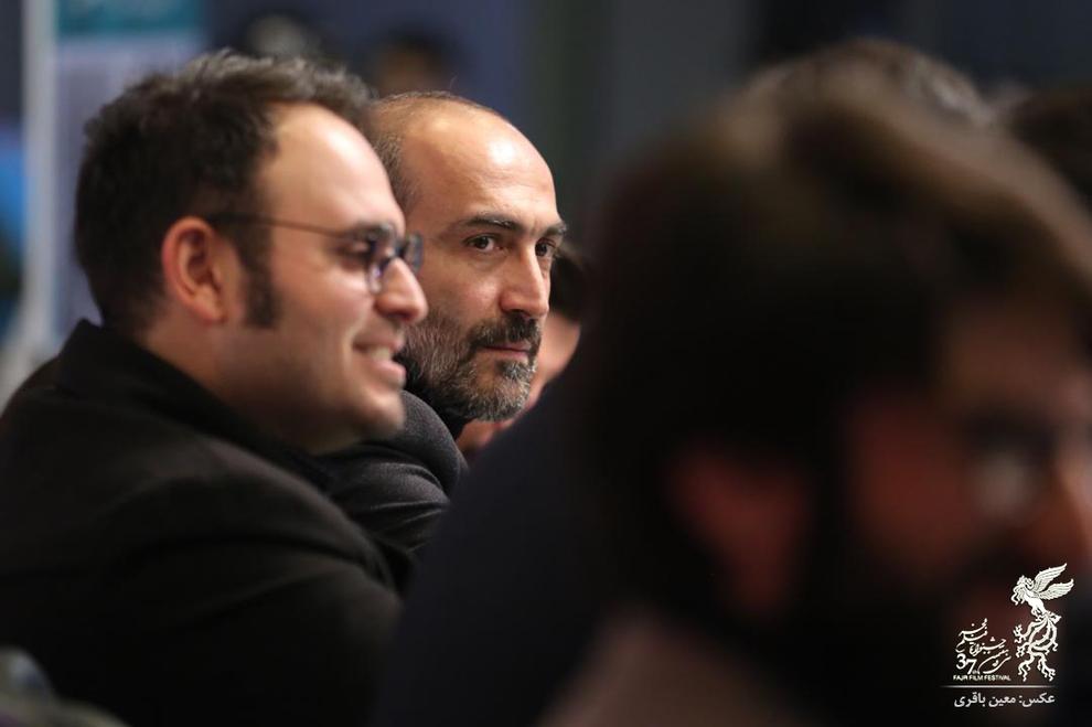 (تصاویر) متن و حاشیه آخرین روز جشنواره فیلم فجر - 35