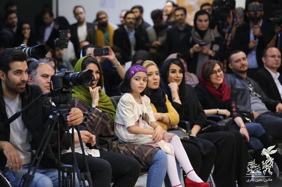 (تصاویر) متن و حاشیه آخرین روز جشنواره فیلم فجر - 16