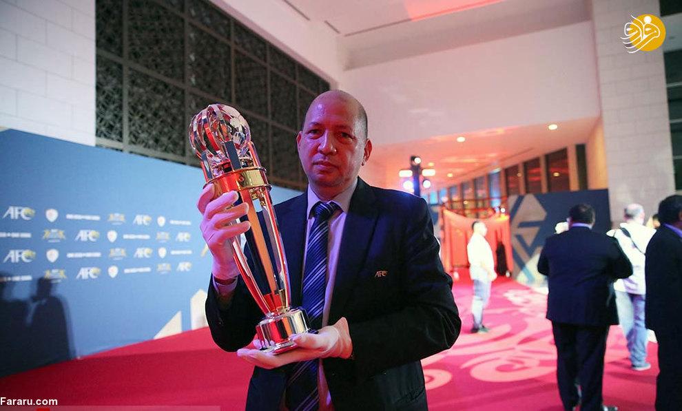 (تصاویر) مراسم انتخاب بهترینهای آسیا - 0