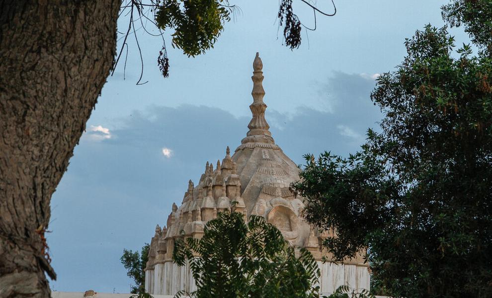 (تصاویر) معبد هندوها در بندرعباس - 22