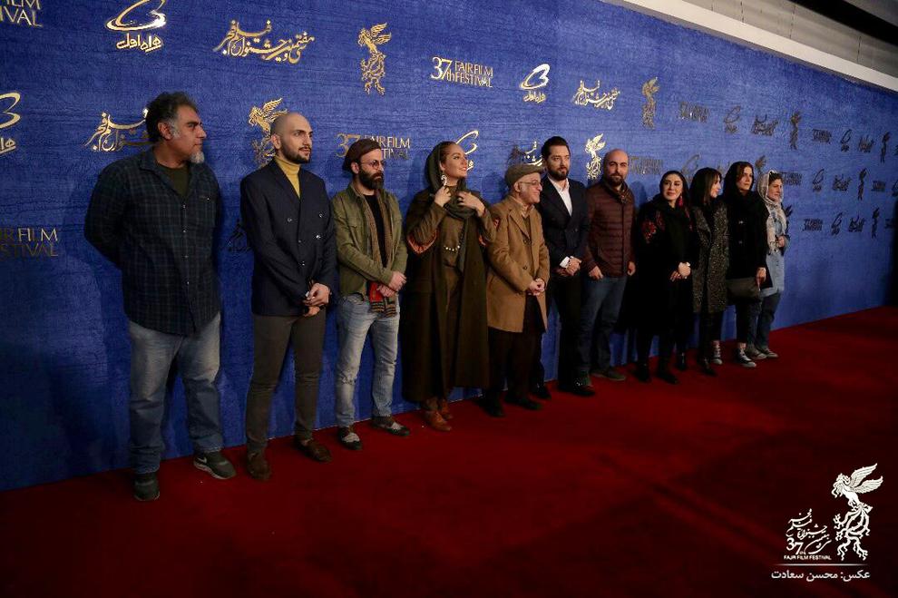 (تصاویر) متن و حاشیه آخرین روز جشنواره فیلم فجر - 1
